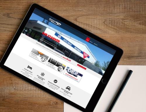 Webseite Autohaus Hirschmann