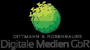 Dittmann & Rosenbauer Digitale Medien GbR Logo